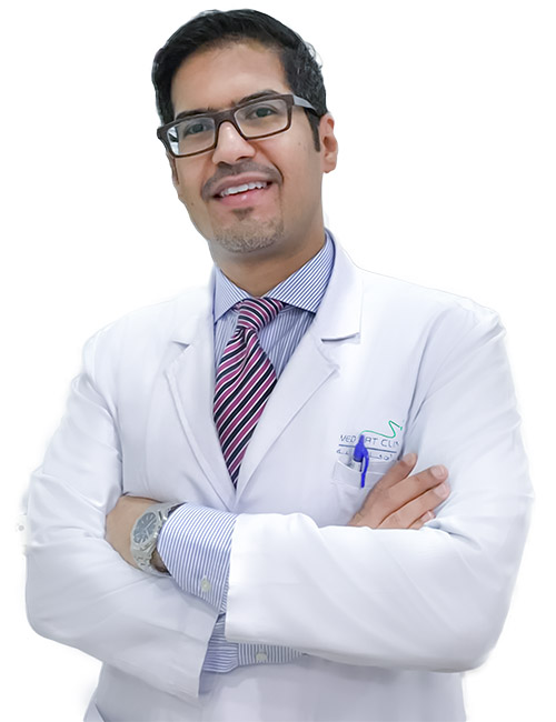 DR. SAAD MOHAMMAD AL AJLAN