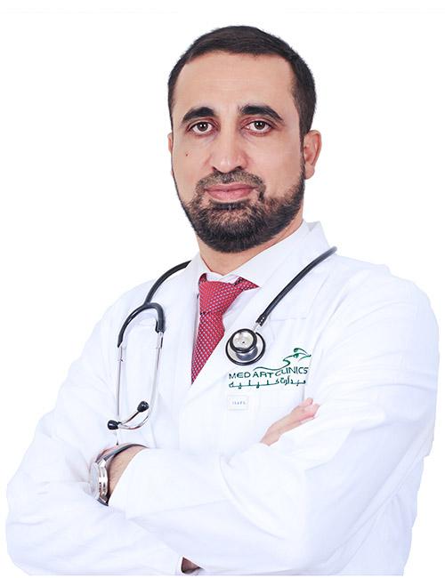 DR. AHMED ABU KHAROUB