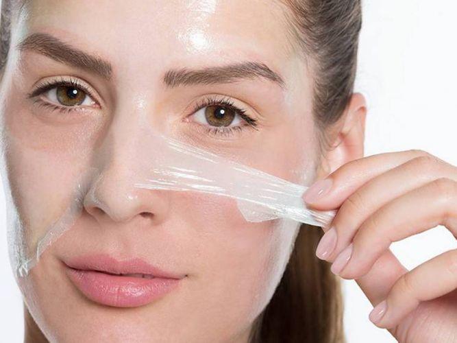 Peeling For Face & Body